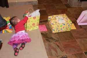 So many birthday presents